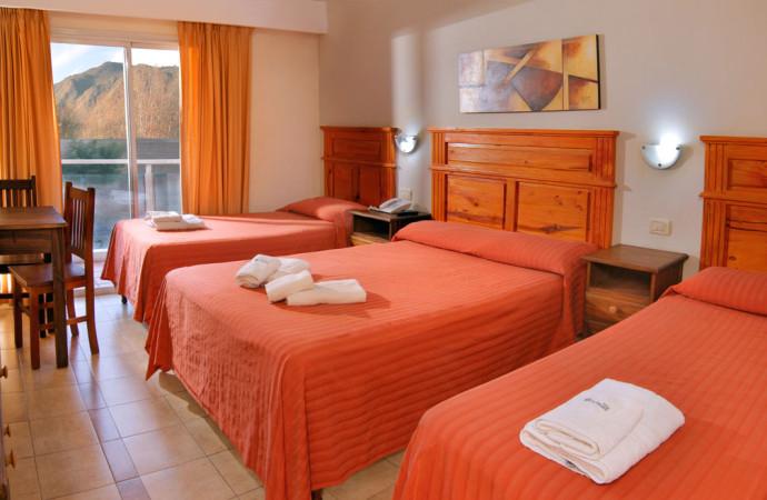 Habitaciones Hotel El Sauce